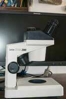 A useful student's microscope, the Leica Zoom 2000
